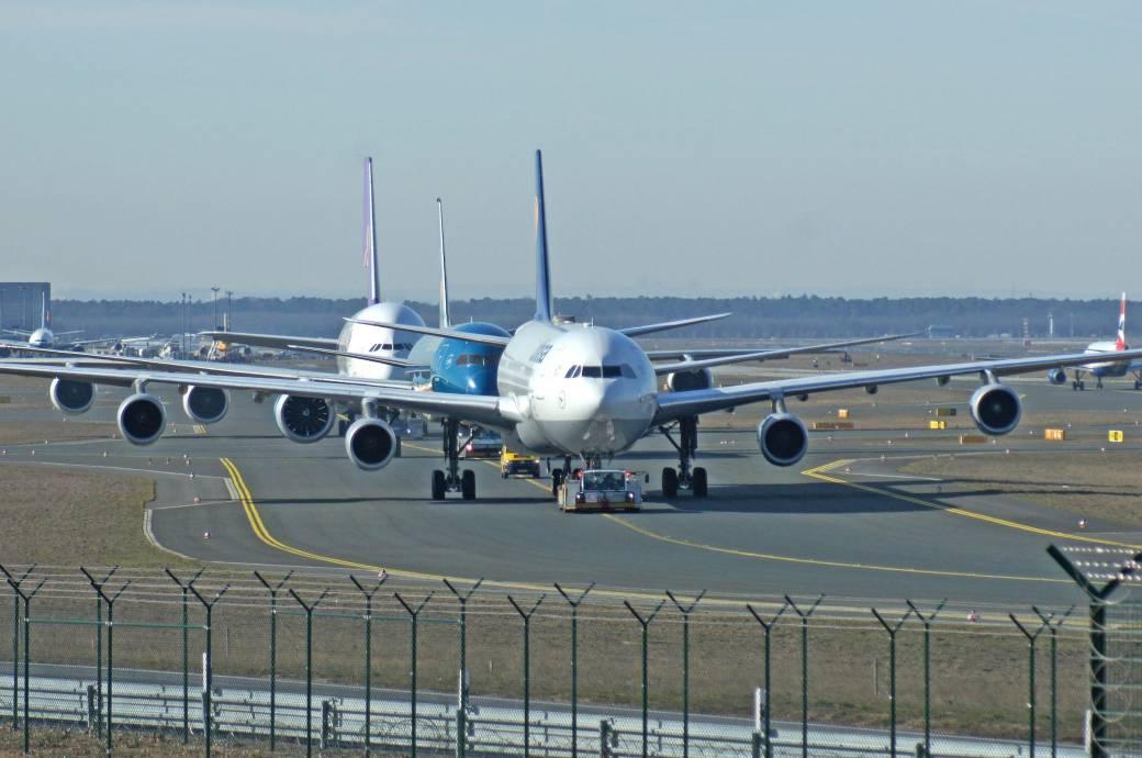 Größte Airlines Europas