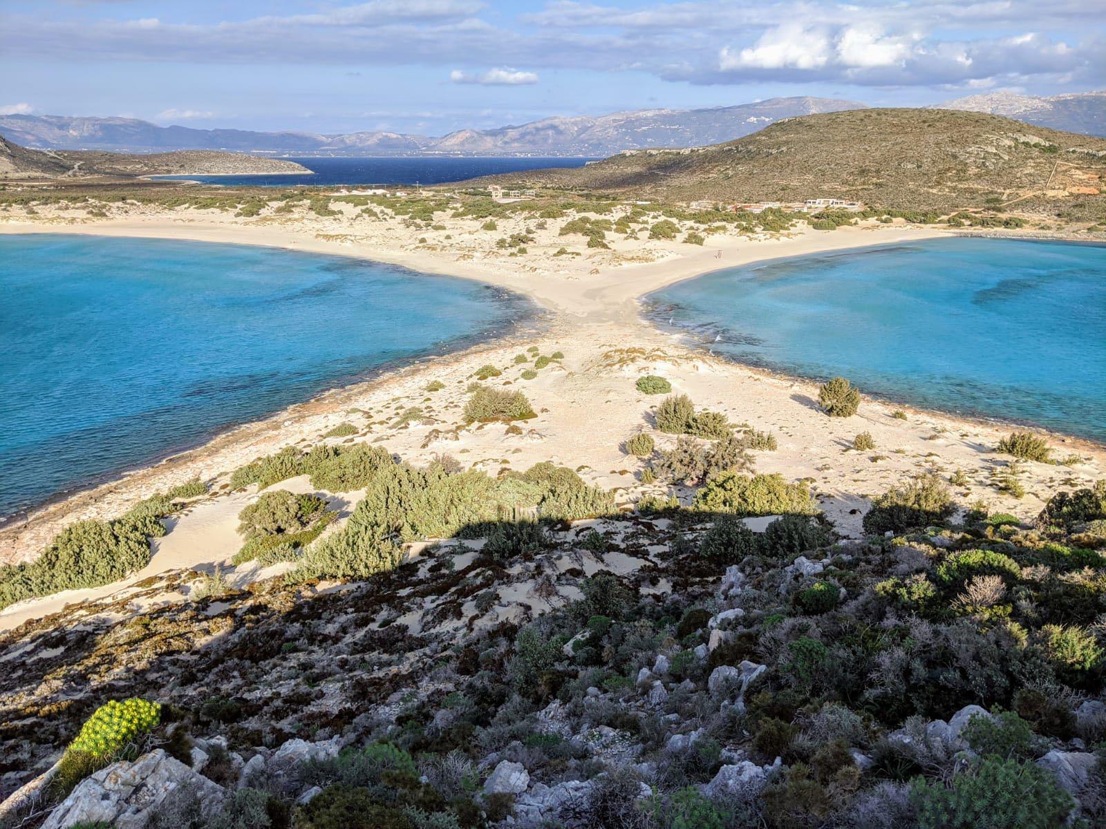 Simon Beach auf Elafonisos