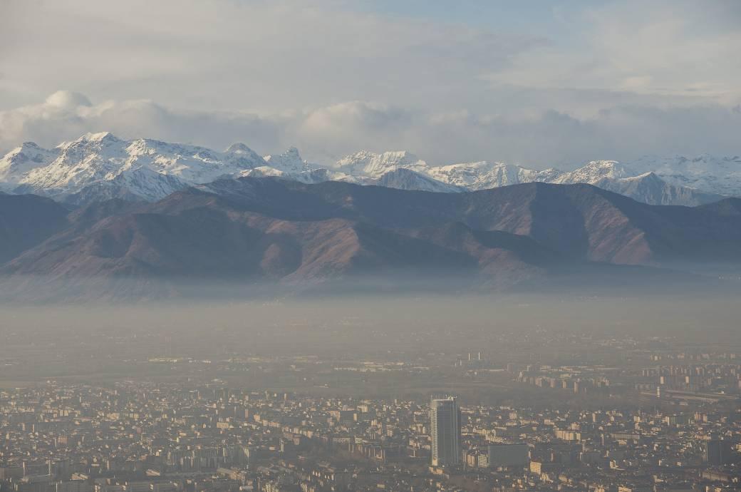 Turin Smog