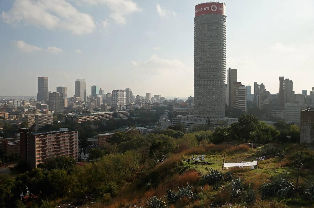 Der Ponte Tower in Johannesburg