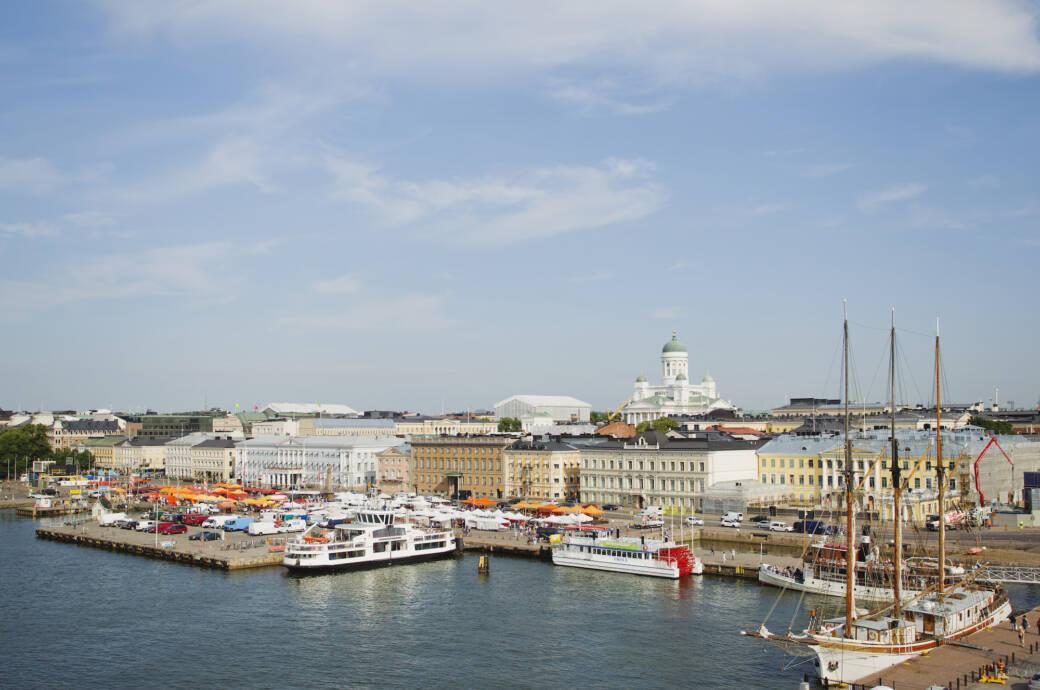 Helsinki ist die beste Stadt für Familien laut eines neuen Rankings