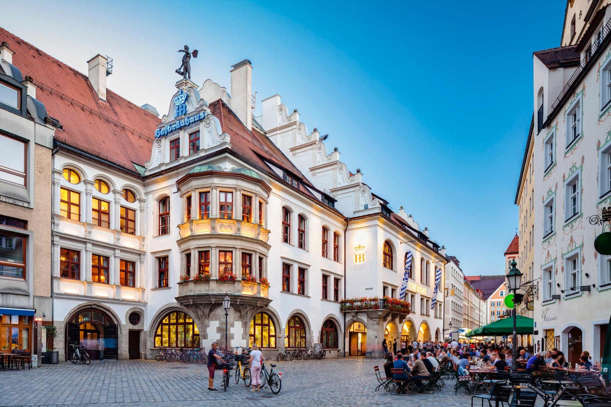 München ist auf Platz 4 der familienfreundlichsten Städte