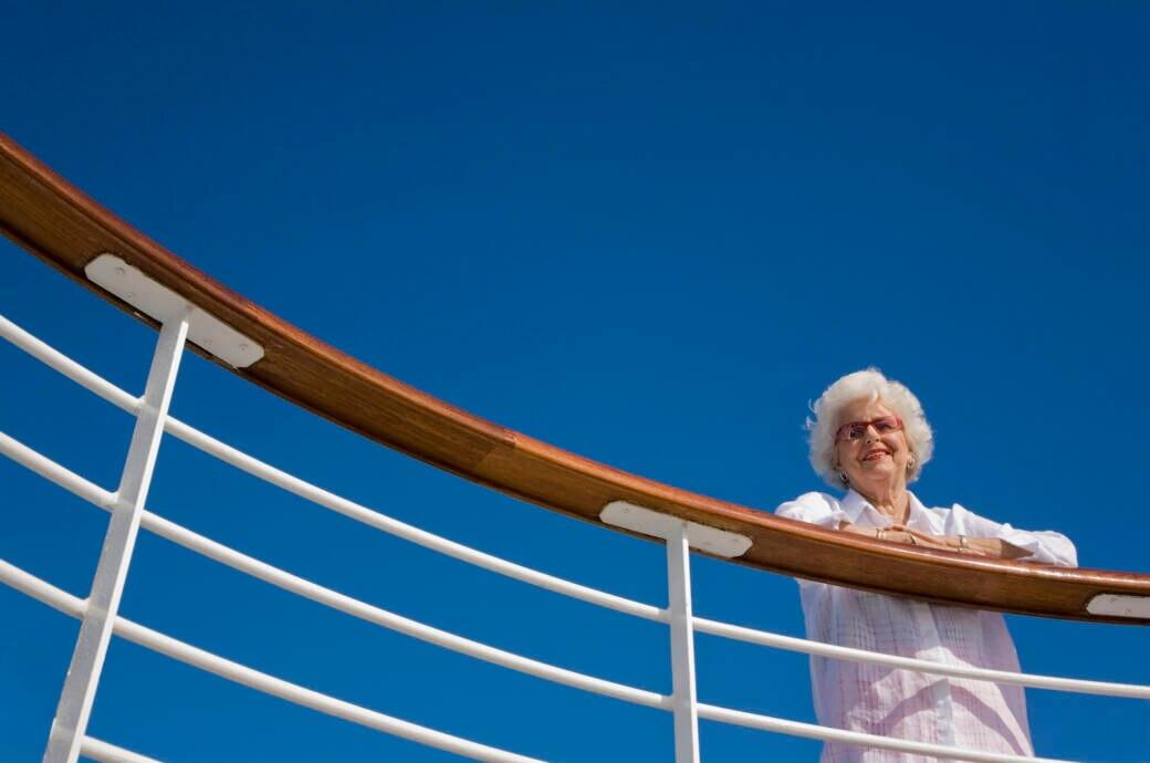 Kreuzfahrt Senioren