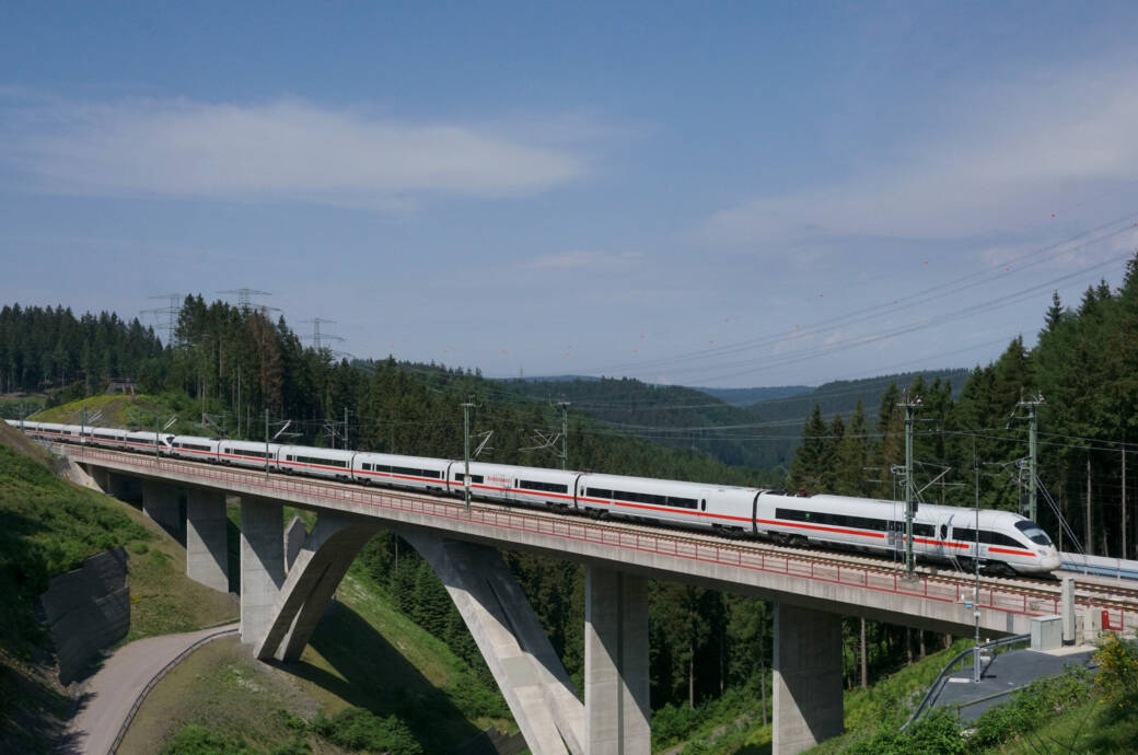 Mit dem Zug durch Deutschland – da wird sich in diesem Jahr einiges ändern