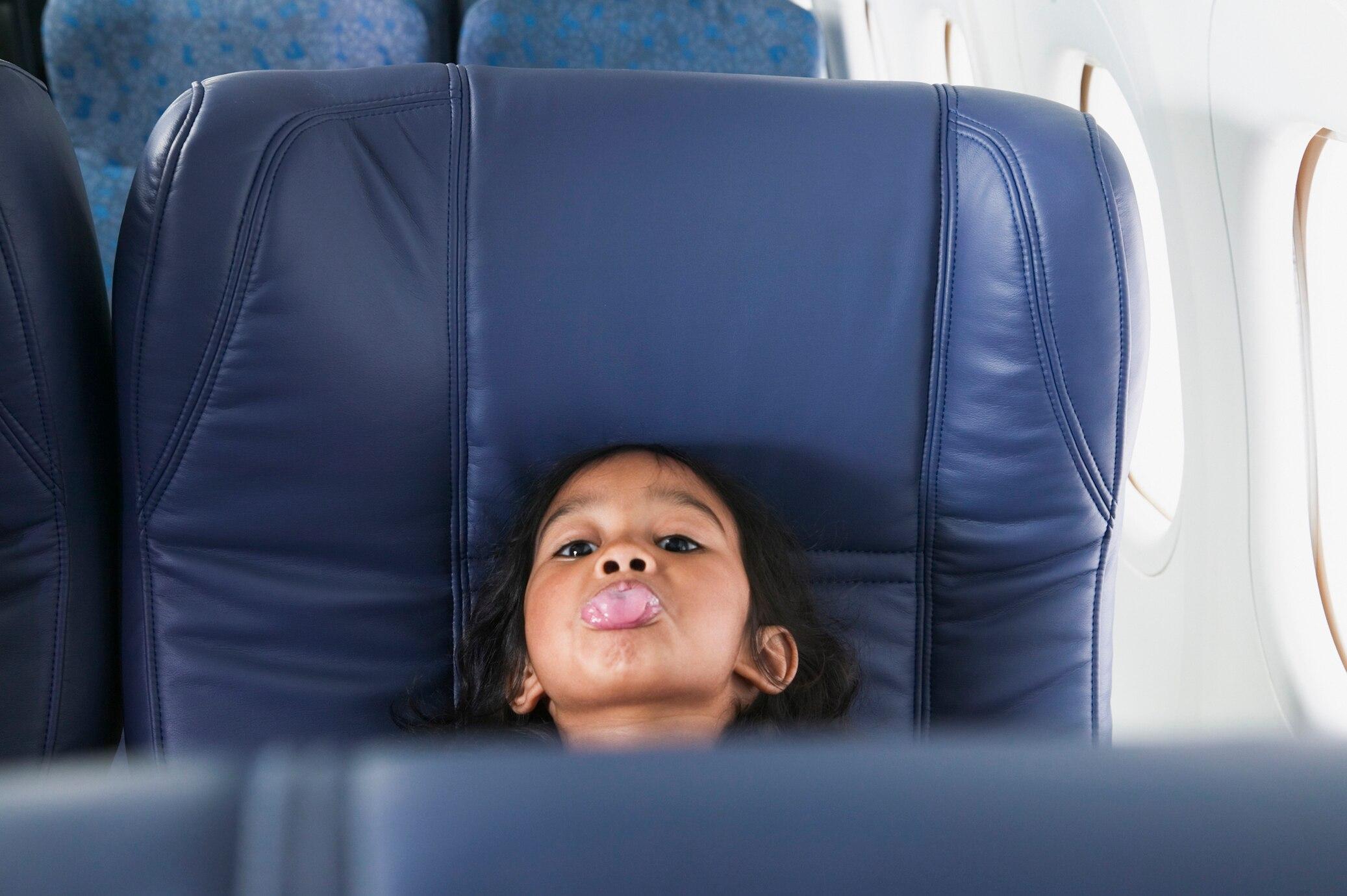 Asiatische Orgie In Flugzeug