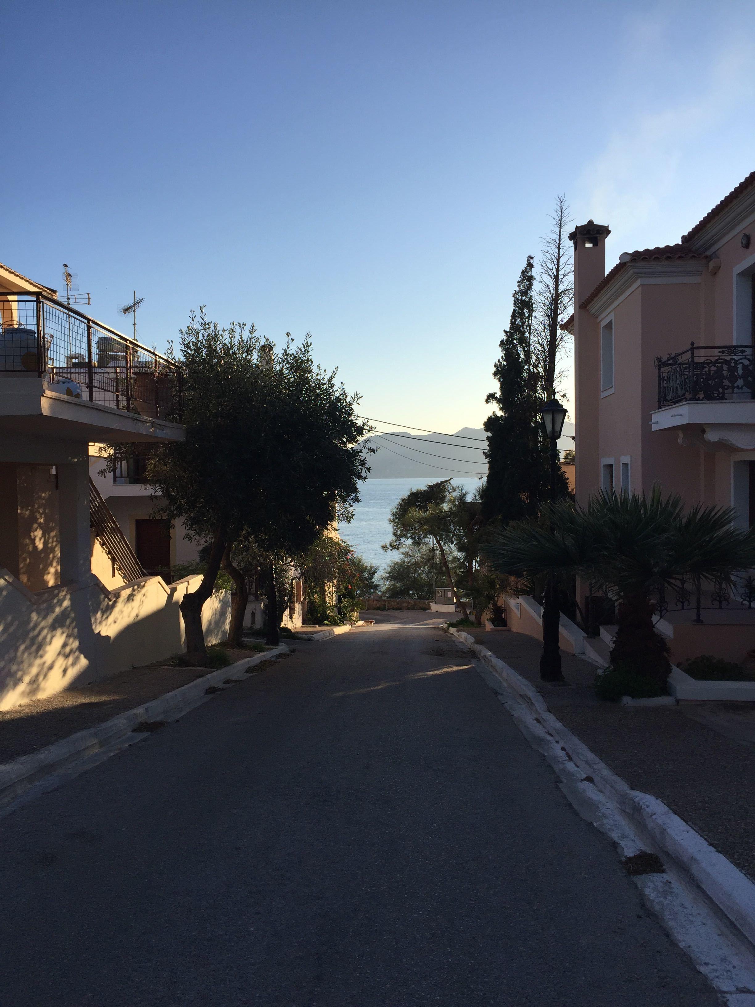 Insel Aegina