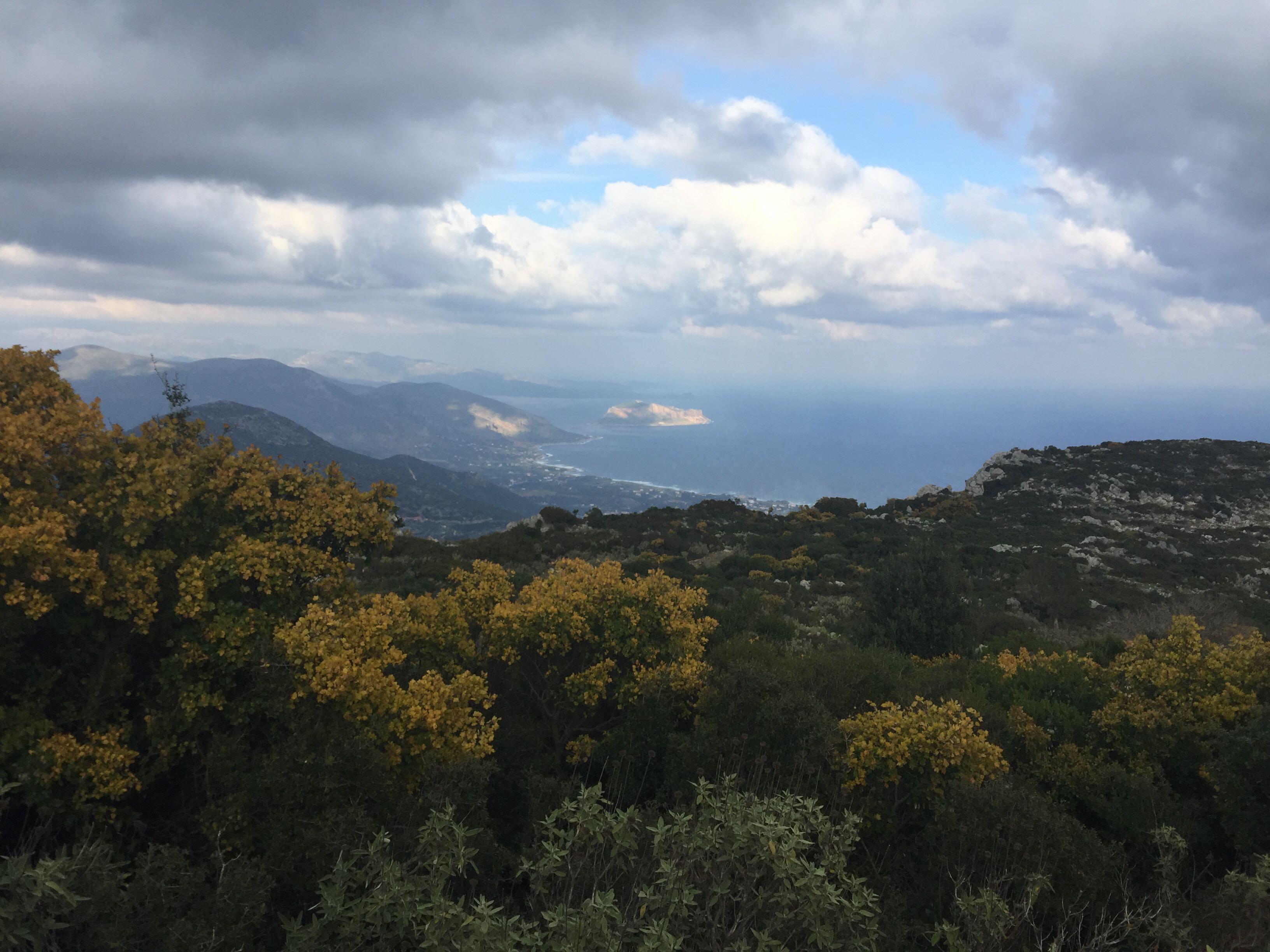 Griechische Wildnis
