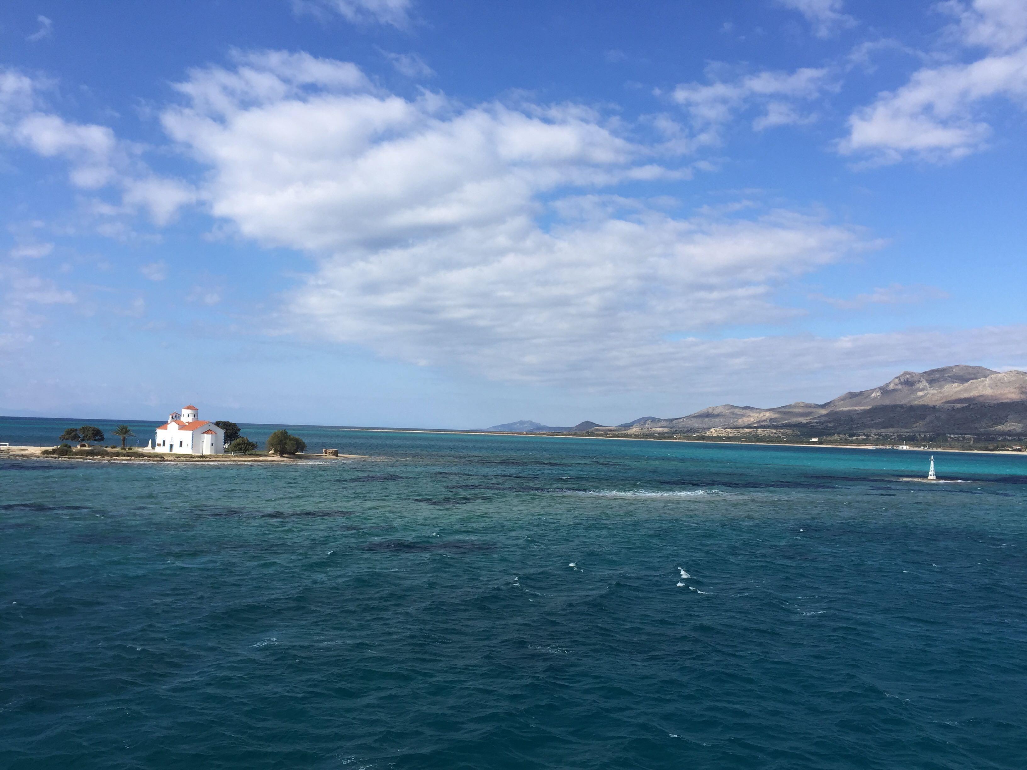 Fährfahrt Griechenland