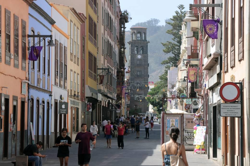 La Laguna – die Unesco-Welterbe-Stadt auf Teneriffa