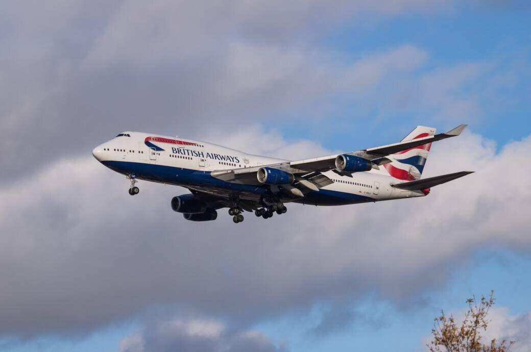 Rekord-Flug von New York nach London