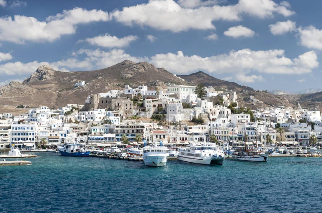 Die besten Tipps für die griechische Insel Naxos