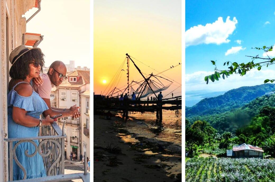 Neues Ranking: Diese 20 Reiseziele liegen im Trend