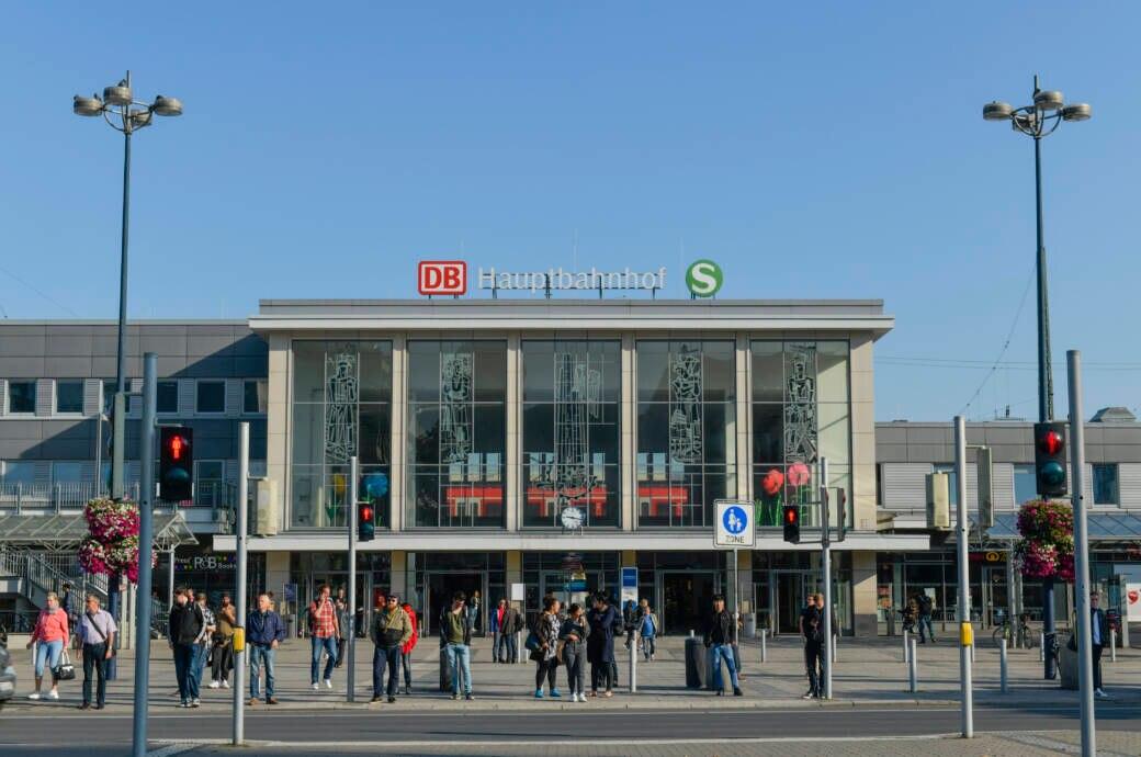 Das ist der dreckigste Bahnhof in Europa: Willkommen in Dortmund
