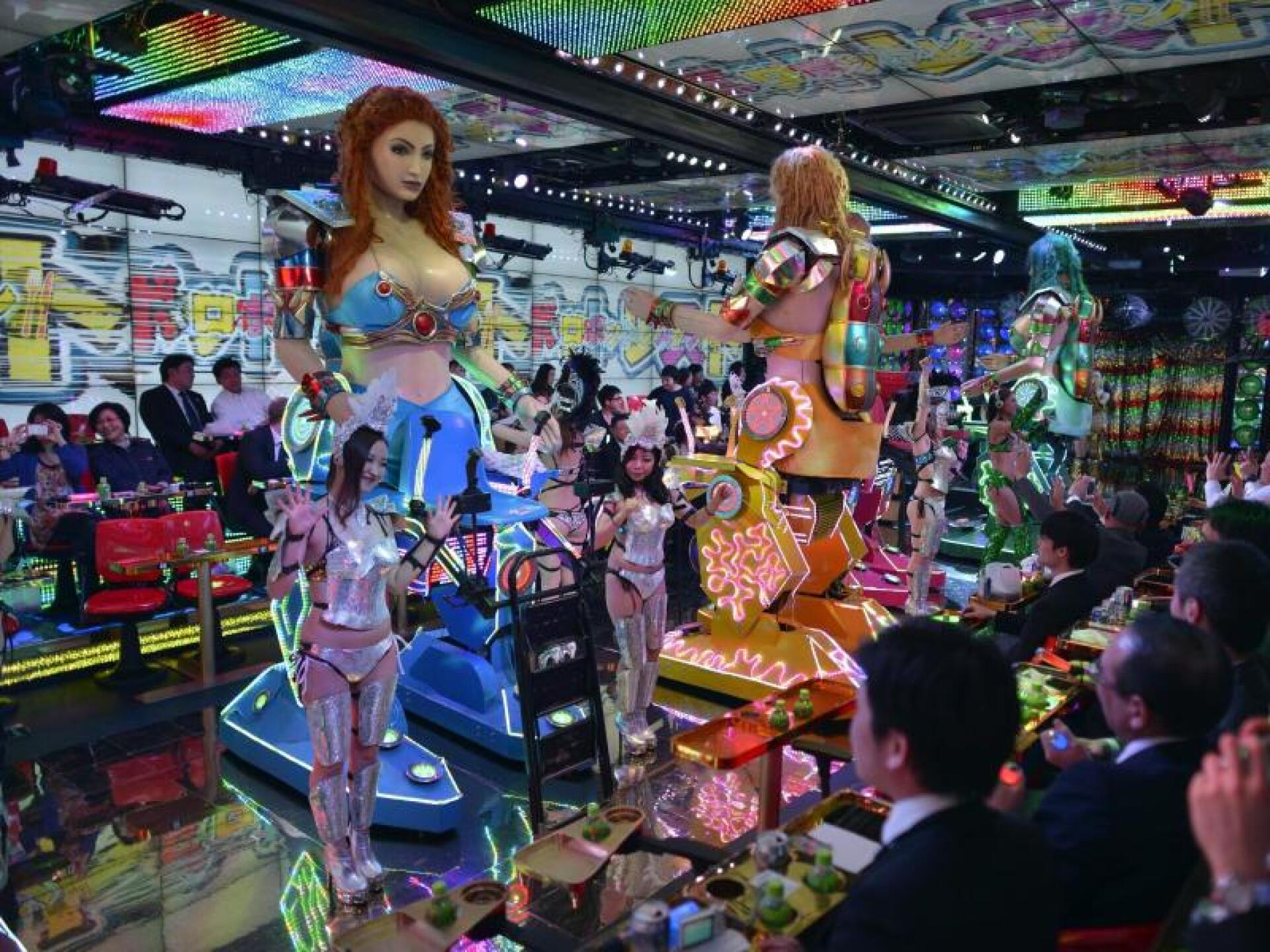 «Robot Restaurant»