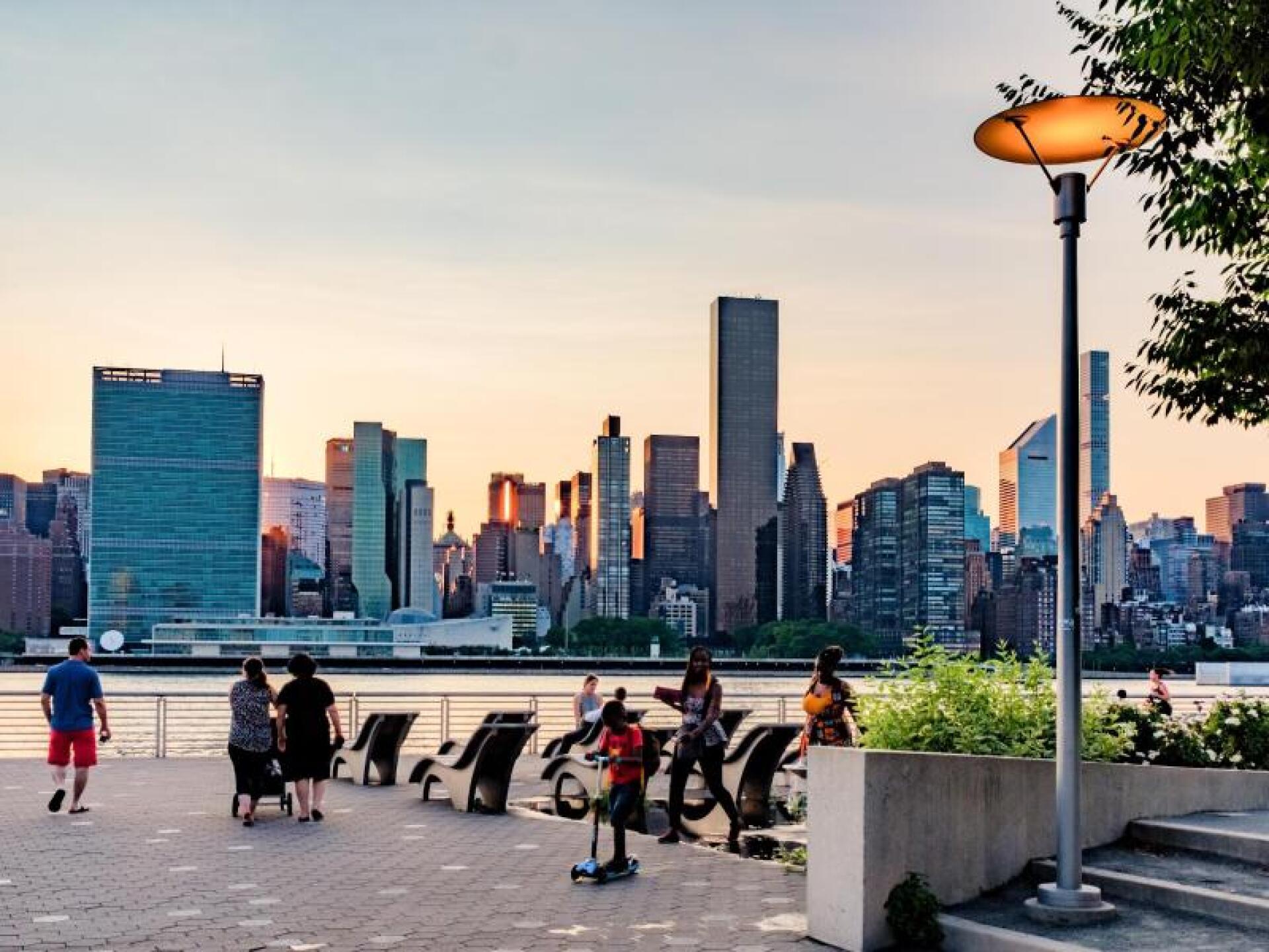 New Yorker StadtteilQueens