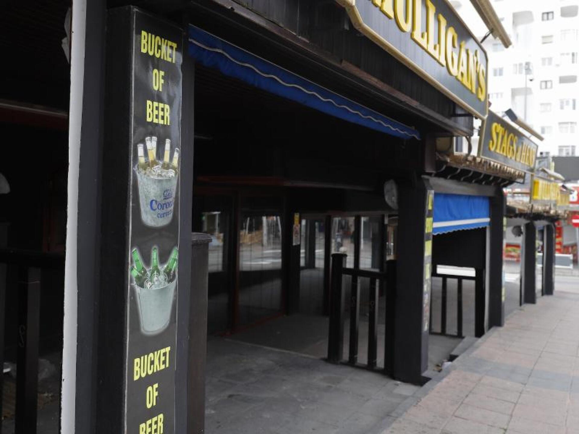 Bar auf Mallorca