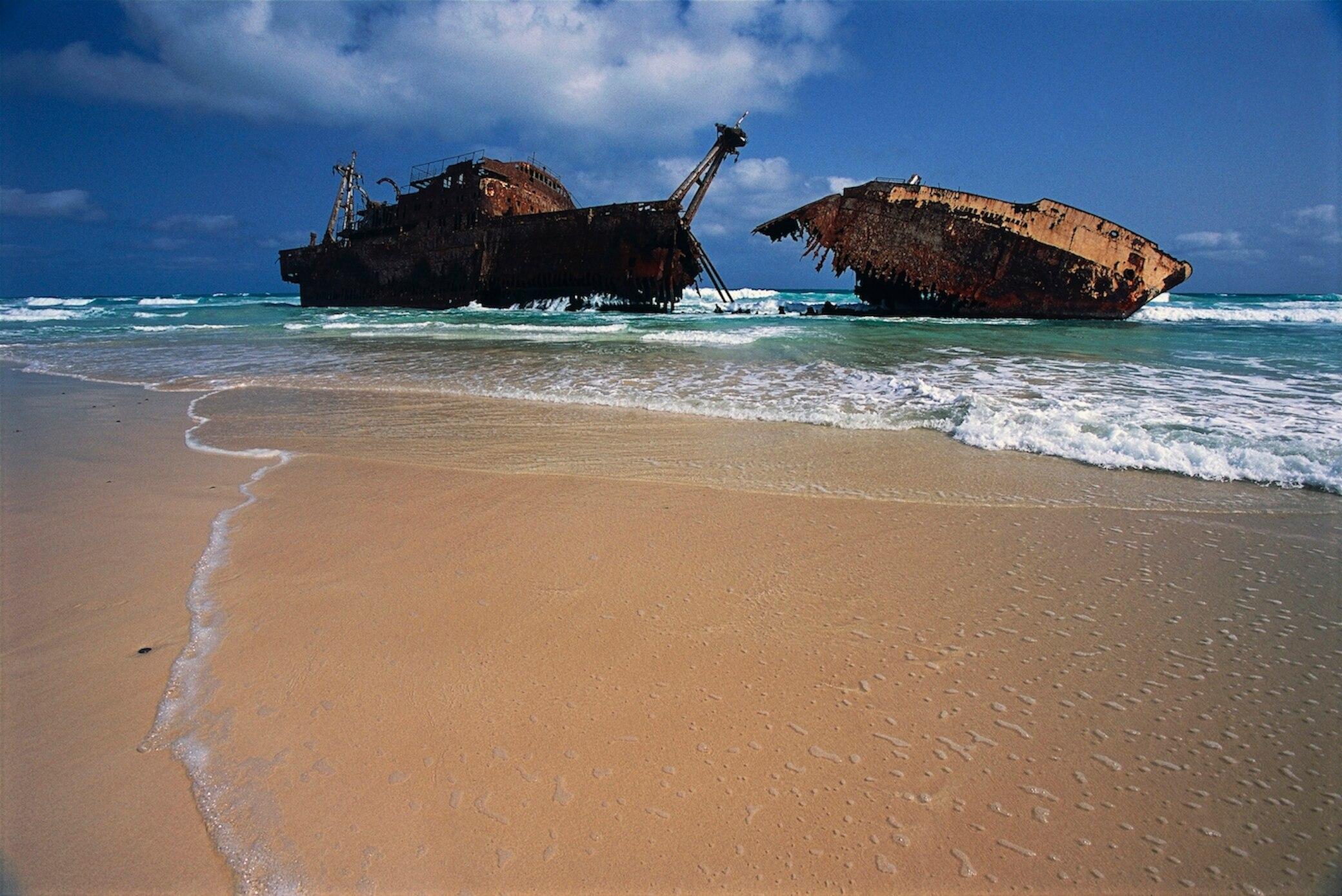 """Cabo Santa Maria"" Wrack"