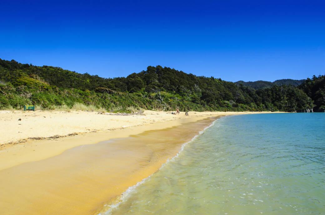 Abel Tasman – einer der schönsten Nationalparks Neuseelands