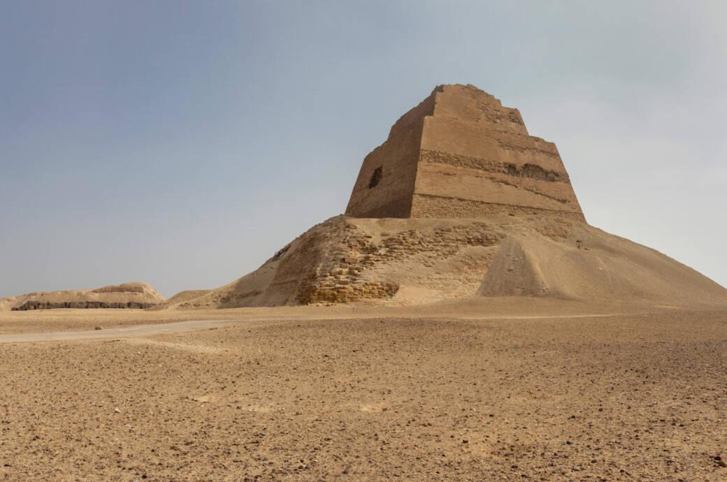 Pyramide von Meidum i