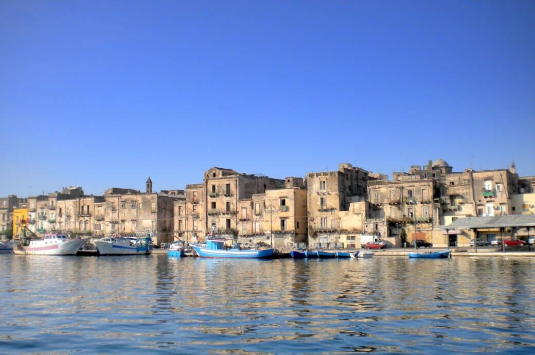 Taranto in Italien