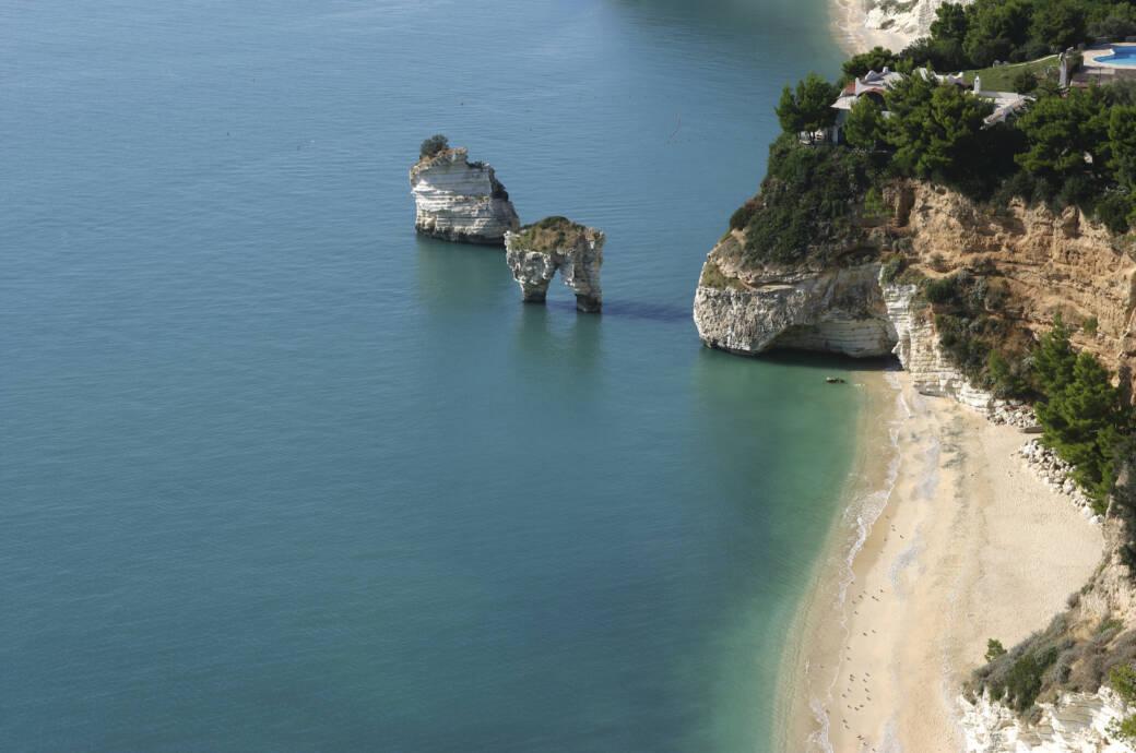 Wo es in Apulien die schönsten Strände gibt