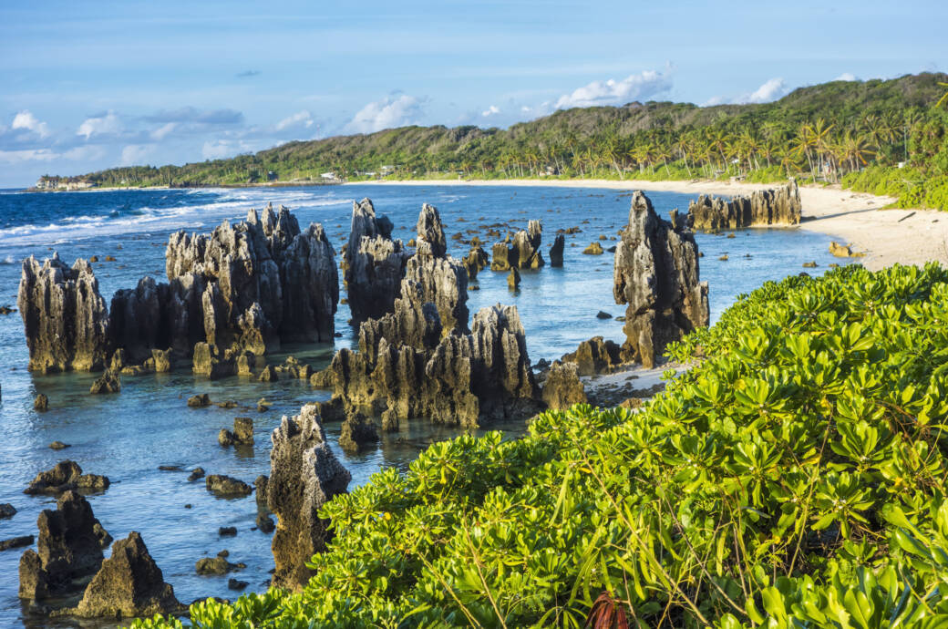 Nauru – der tiefe Fall des einst reichsten Landes der Welt