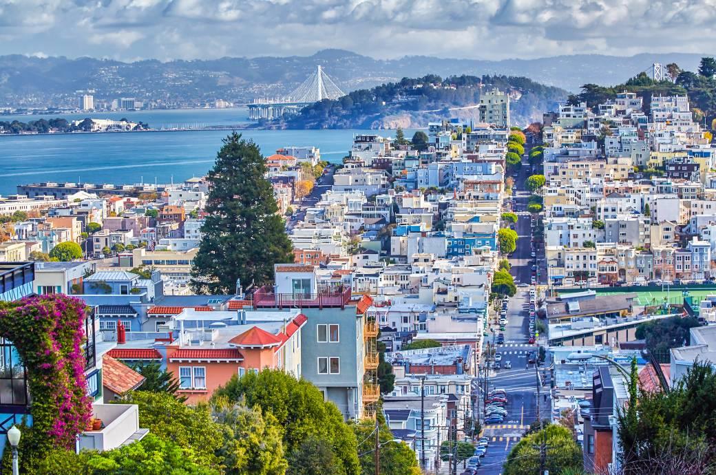 Warum unter San Francisco Dutzende Schiffe begraben liegen