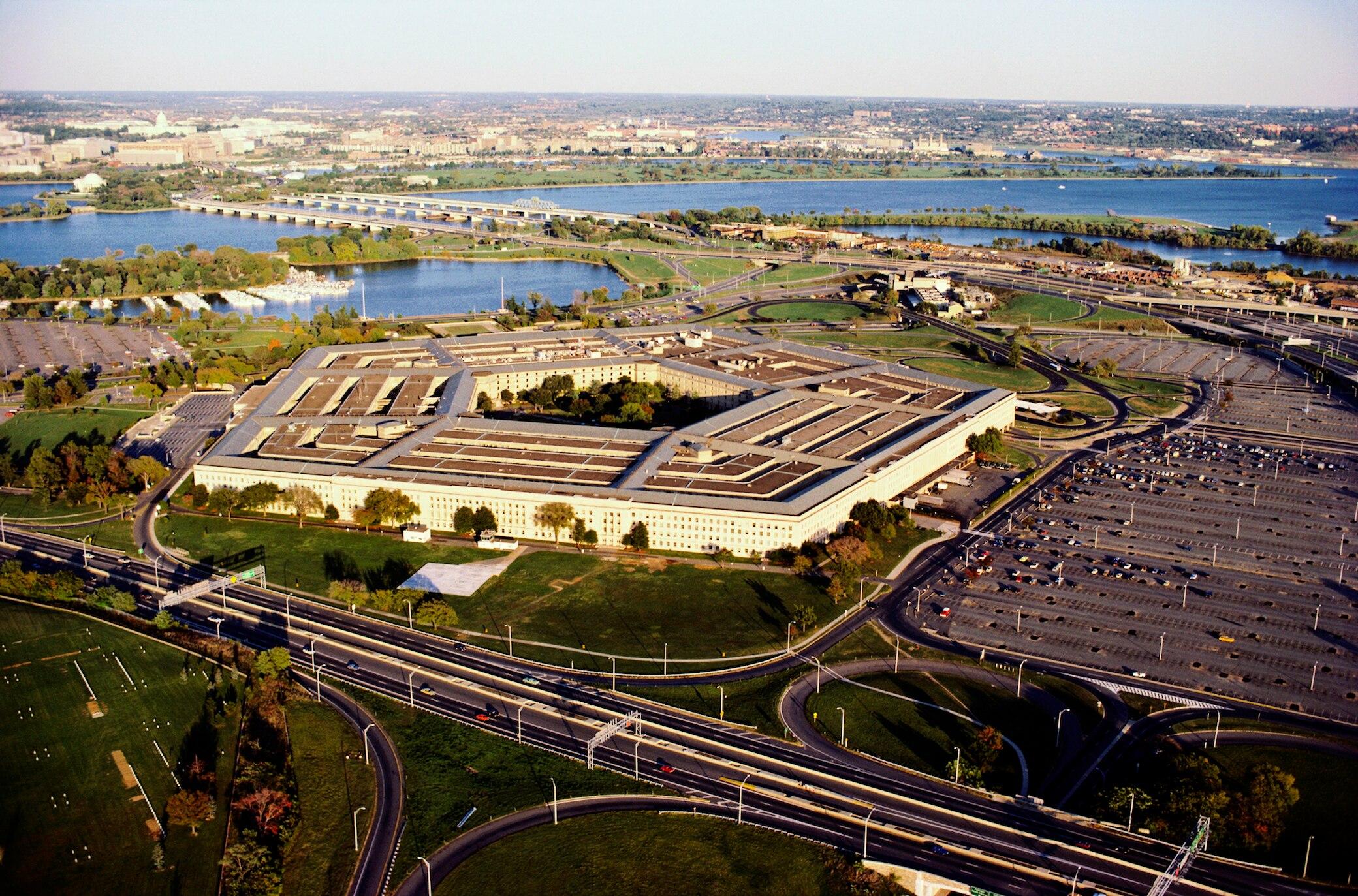 Pentagon in den USA