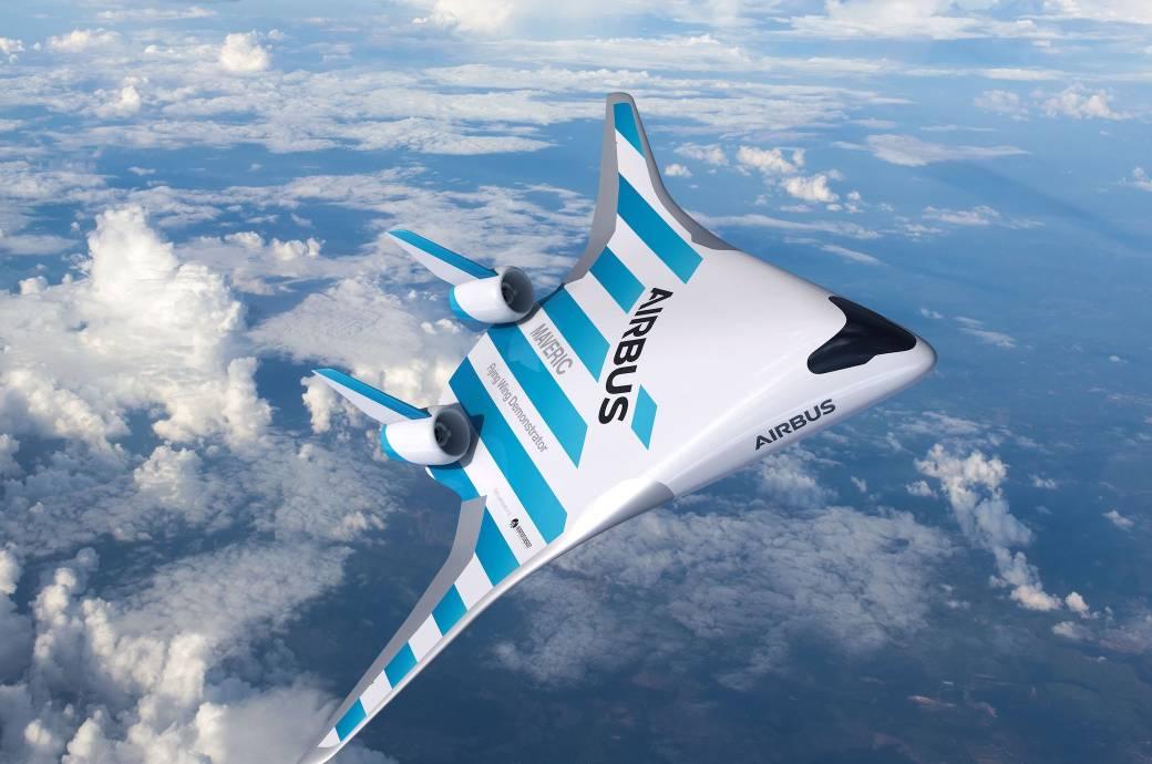 Das Maveric-Modell von Airbus