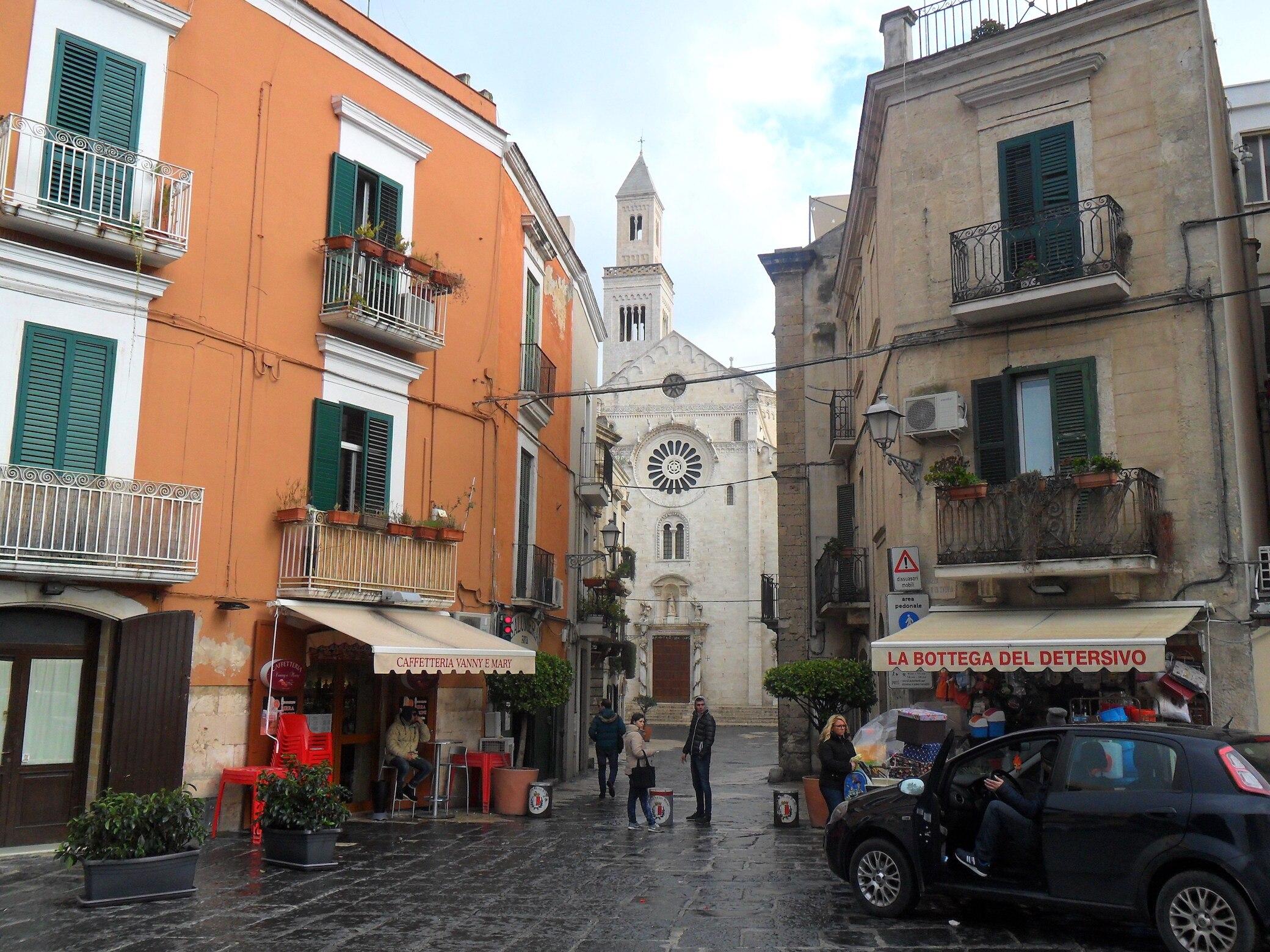 Bari Altstadt