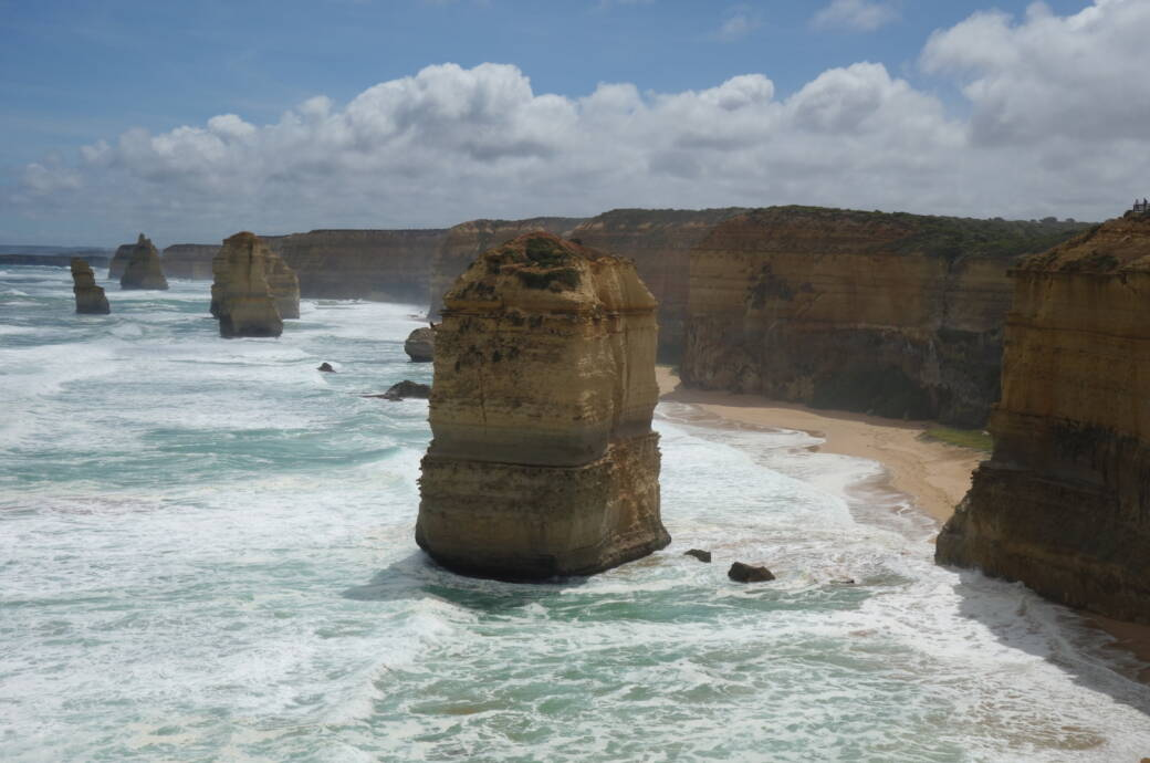 12 Apostel an der Great Ocean Road in Australien