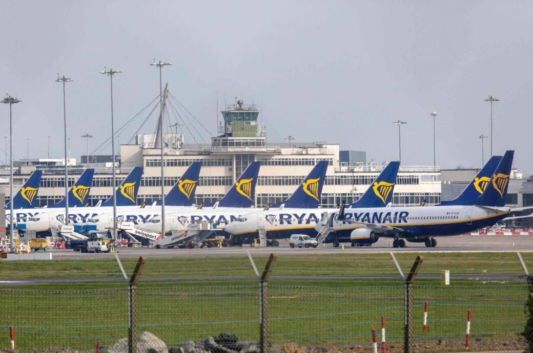 Auch bei Ryanair wird in den nächsten Monaten nur noch in Ausnahmefällen geflogen
