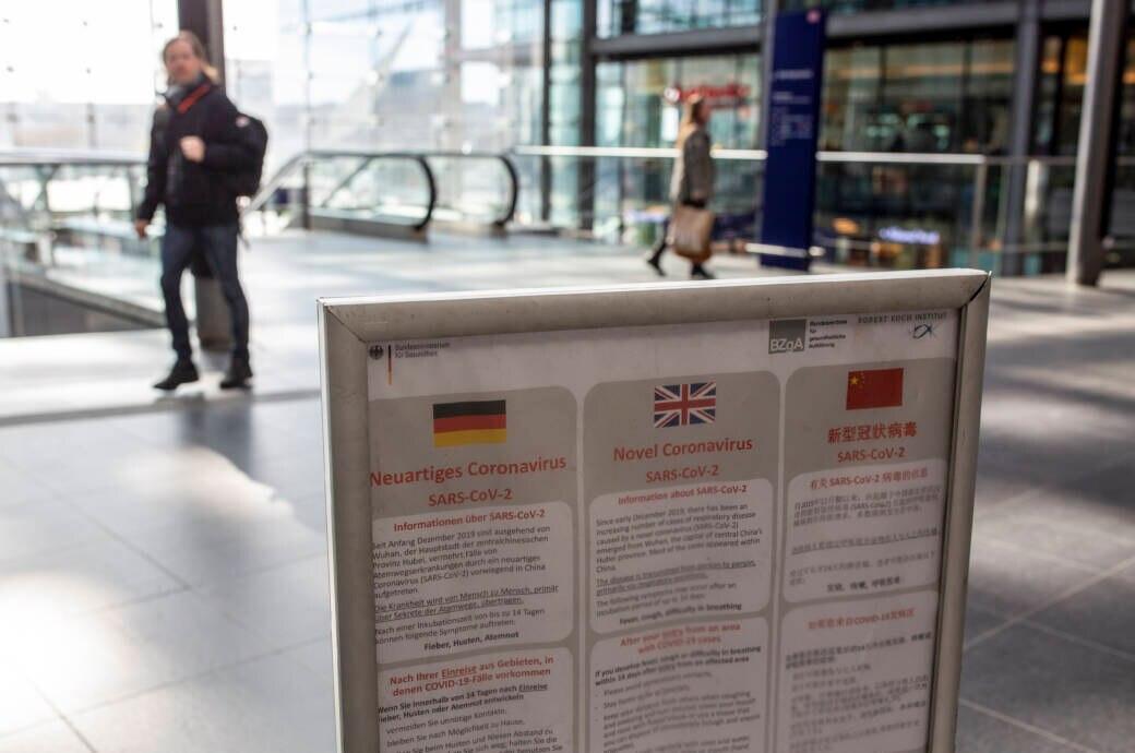 Rückholaktion für im Ausland festsitzende Deutsche