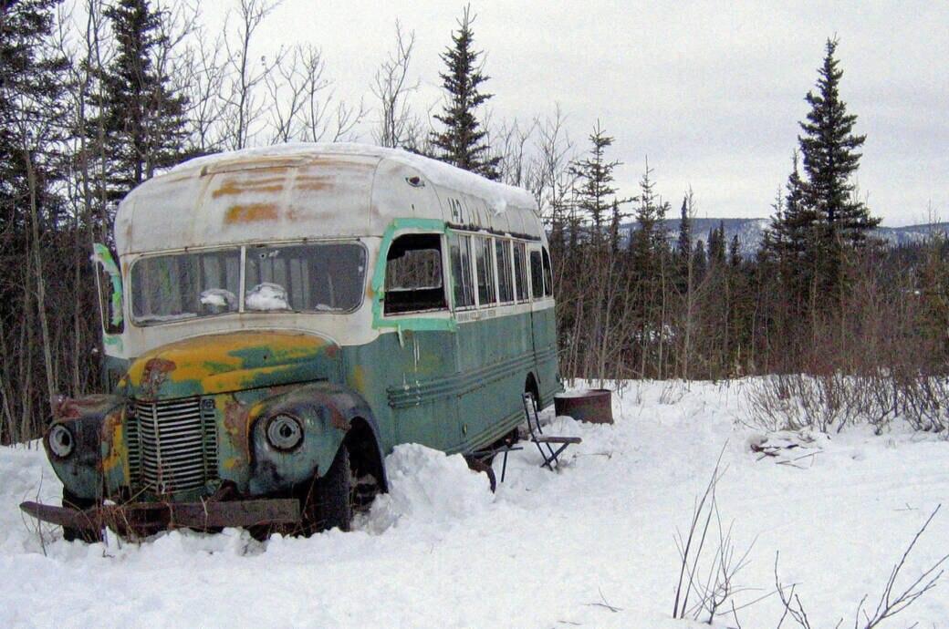 """Die gefährliche Suche nach dem Bus aus """"Into the Wild"""""""