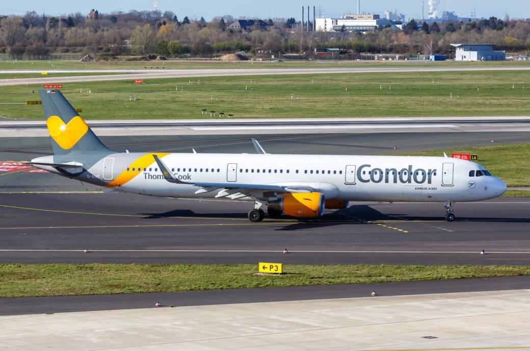 Flugzeug Condor