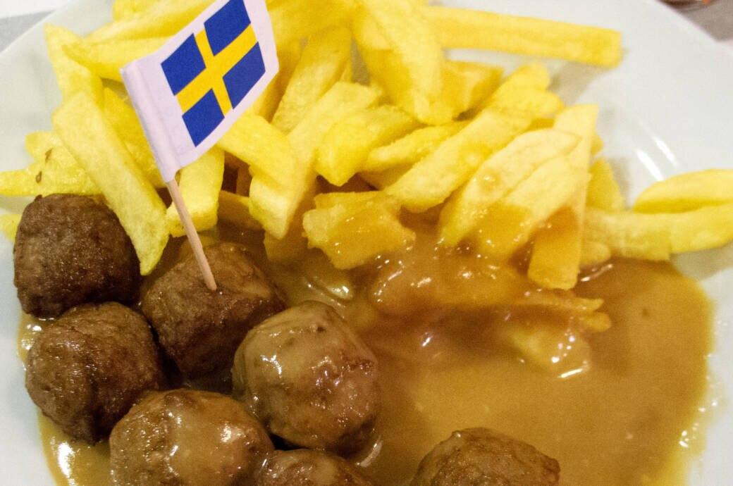 Köttbullar von Ikea