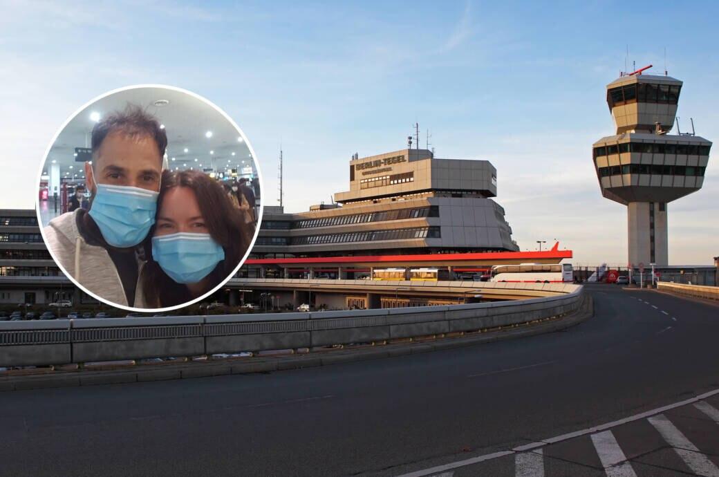 Anna Wengel und der Flughafen Tegel