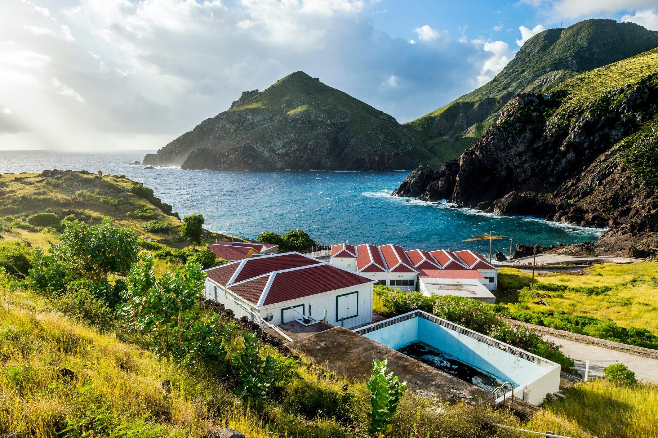 Kaum bekannte Inseln der Karibik: Saba