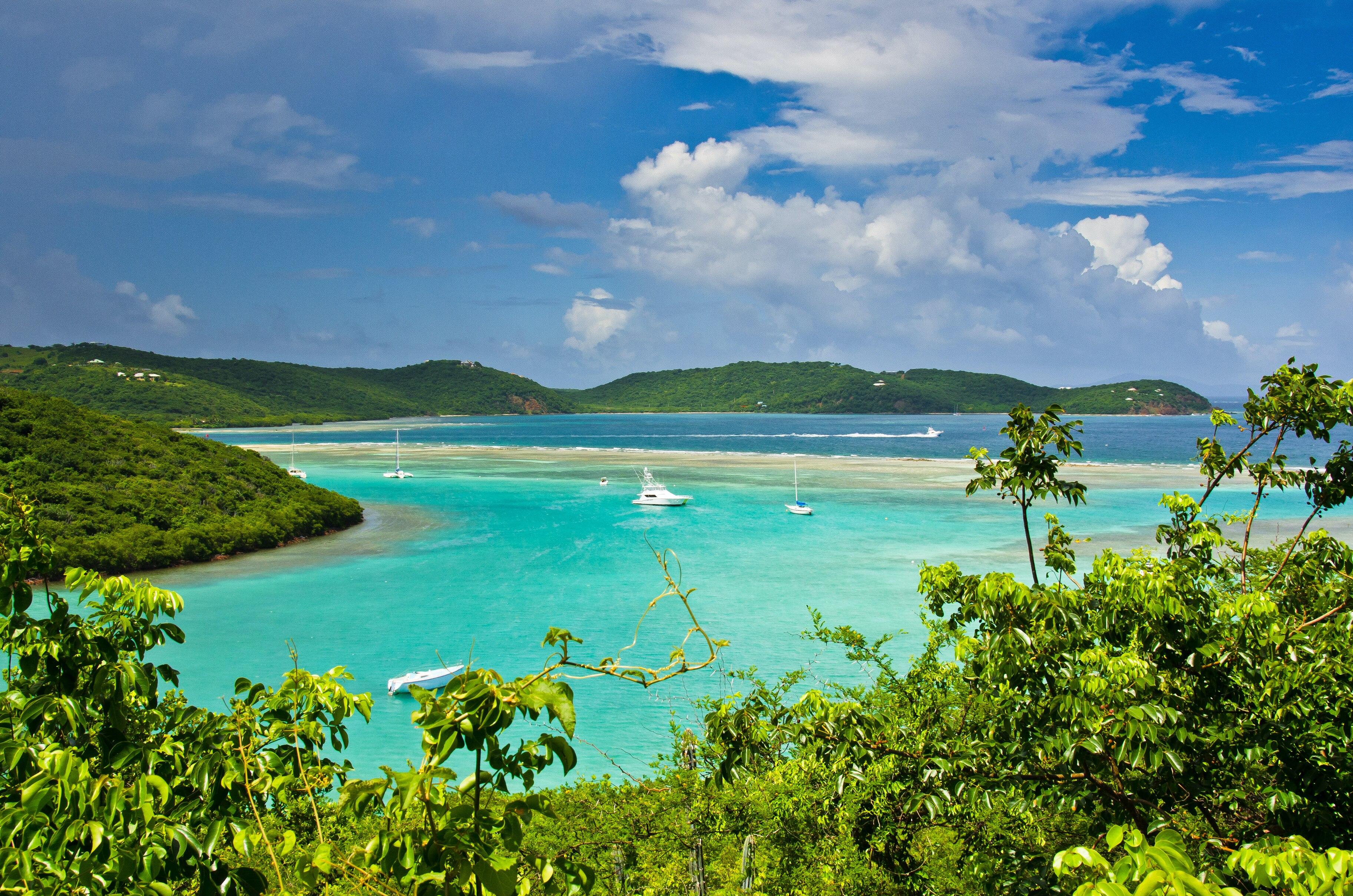 Karibik-Insel Culebra