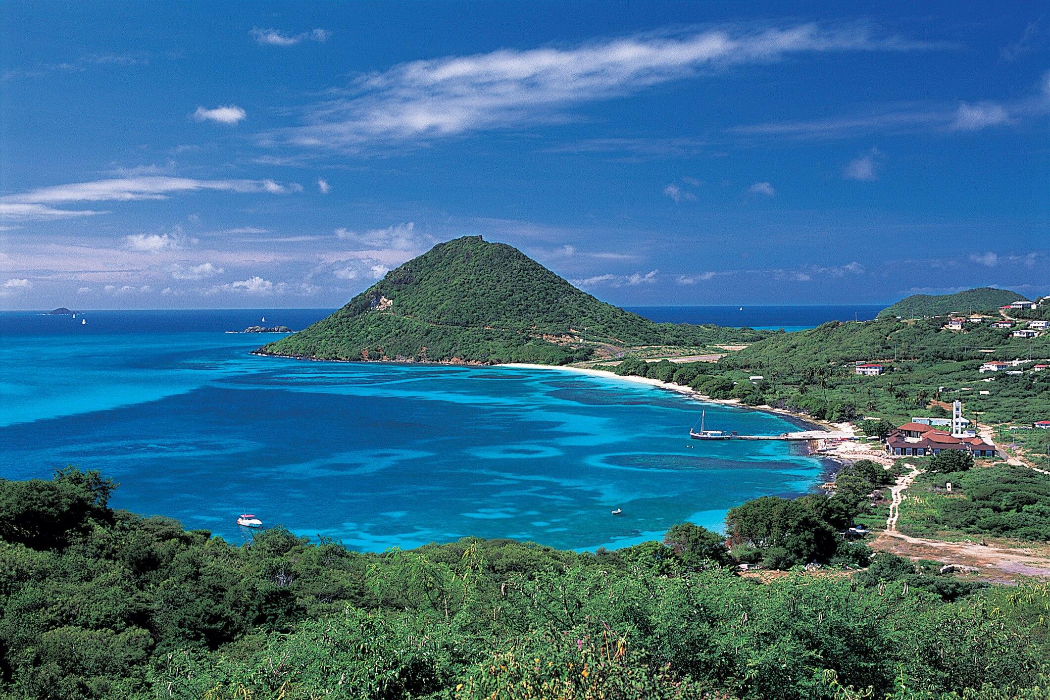 Weniger bekannte Inseln der Karibik: Canouan