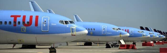 Tui Flugzeuge