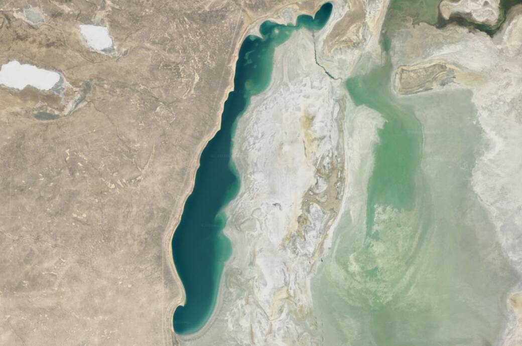 Aralsee Reste