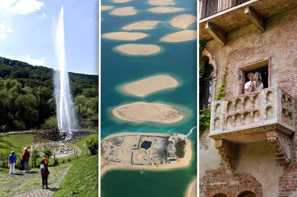 Diese 7 Attraktionen wurden extra für Touristen erschaffen