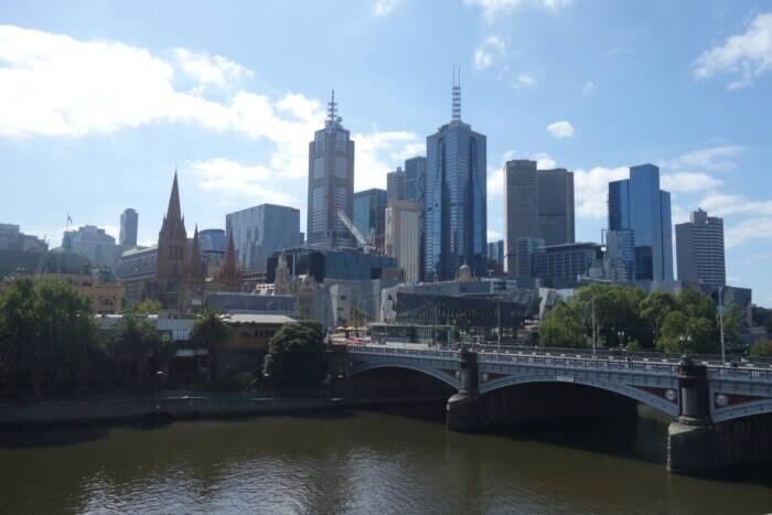 Skyline Melbourne