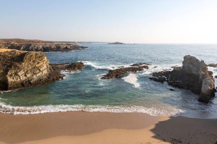 Der Strand von Comporta