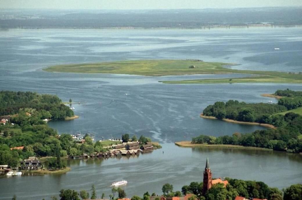 Mecklenburgischen Seenplatte
