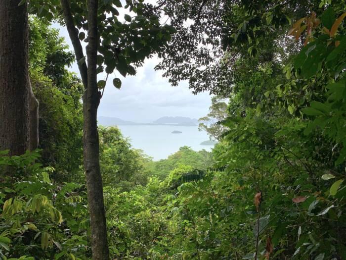 Insel Koh Lanta in Thailand