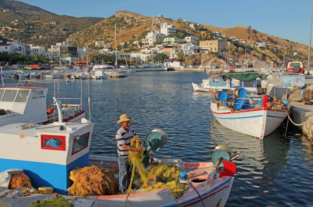 Ikaria Griechenland