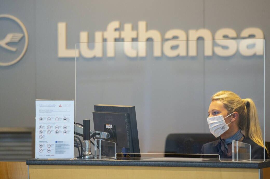 Lufthansa-Chef Spohr kündigt