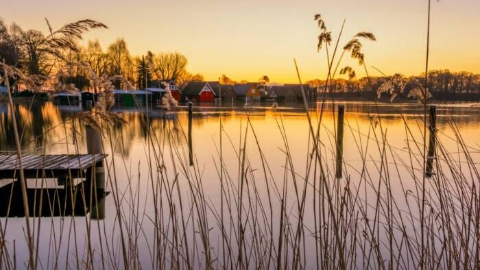 Müritzsee, Mecklenburg-Vorpommern